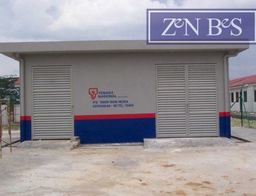 TNB Substation @ Perak
